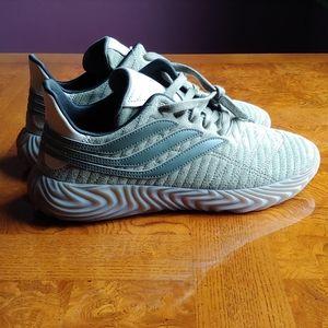 Adidas Sobakov Men's Sz 10 Dark Green Brown